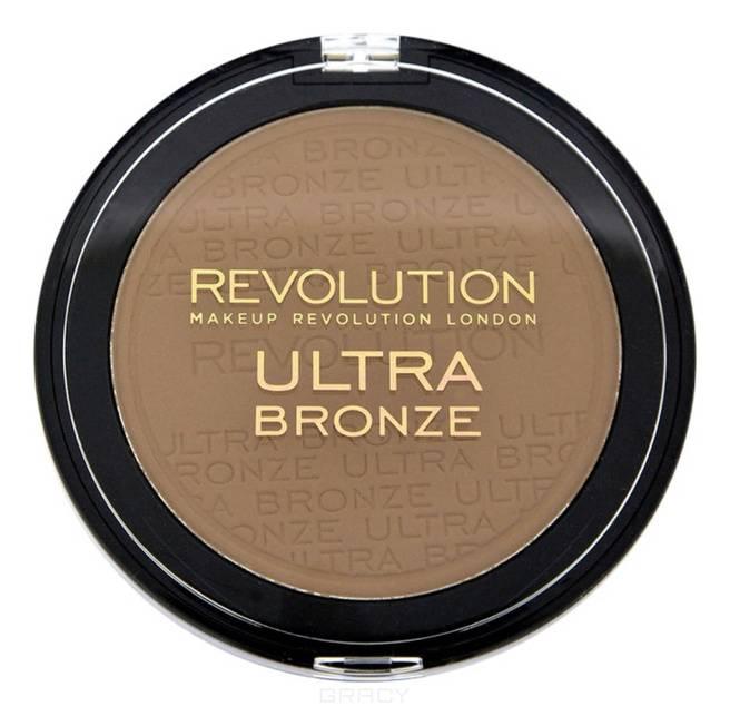 MakeUp Revolution, Матовый бронзер Ultra Bronze, 15 гр фото