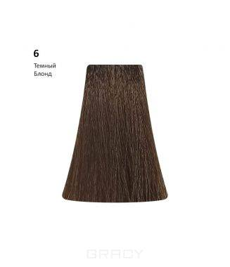 Купить BB One, Перманентная крем-краска Picasso Colour Range без аммиака (76 оттенков) 6 Dark Blond/Темный блонд