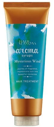 Купить Demi, Бальзам увлажняющий и питающий Таинственный вечер Hair Seasons Aroma Syrups Mysterious Wind Hair Treatment, 550 г