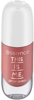 Essence, Лак для ногтей с эффектом геля this is me gel nail polish (8 оттенков), 8 мл 03 bold essence лак для ногтей the gel nail 8 мл 34 оттенка 38 ванильно желтый