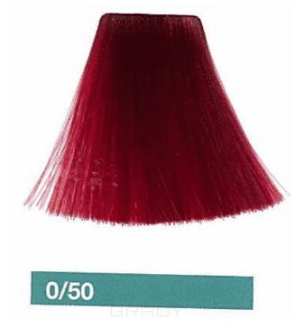 Купить Lakme, Корректирующая крем-краска для волос Collagemix, 60 мл (9 оттенков) 0/50 Красный микстон