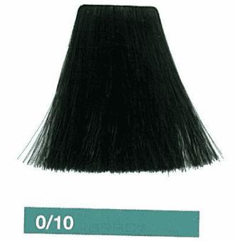 Lakme, Корректирующая крем-краска для волос Collagemix, 60 мл (9 оттенков) 0/10 Зеленый микстон