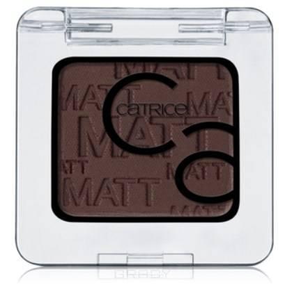 Catrice, Тени для век Art Couleurs Eyeshadow (17 оттенков) 100 шоколадный недорого