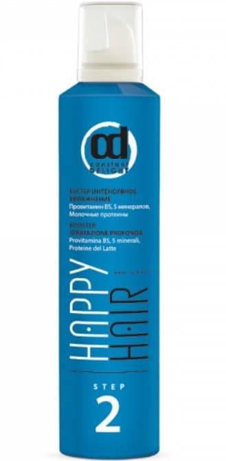 Constant Delight, Бустер Интенсивное увлажнение Счастье для волос Happy Hair Booster Step2, 250 мл цена