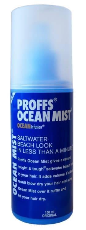 Proffs, Средство для укладки волос Ocean Mist Super Strong Volumax, 150 мл