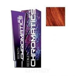 Купить Redken, Chromatics Краска для волос без аммиака Редкен Хроматикс (палитра 67 цветов), 60 мл 5.4/5C медный Copper