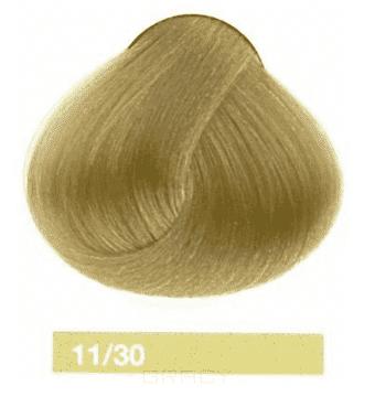 Lakme, Суперосветляющая крем-краска для волос Collageclair, 60 мл (9 оттенков) 11/30 Суперосветляющий золотистый блондин фото