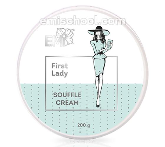 Купить E.Mi, Крем-суфле для рук и тела First Lady, 200 г