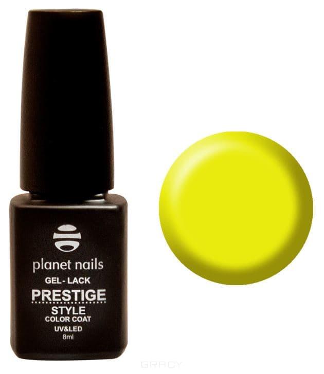 Planet Nails, Гель-лак PRESTIGE STYLE (20 оттенков), 8 мл 418