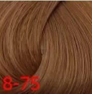 Купить Estel, Краска для волос Princess Essex Color Cream, 60 мл (135 оттенков) 8/75 Светло-русый коричнево-красный