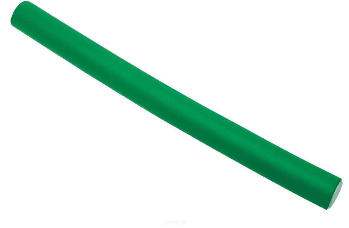 Dewal, Бигуди-бумеранги (5 цветов) Зеленые d20ммх240мм бигуди резиновые dewal beauty d 38ммx70мм 10шт зеленые 946364