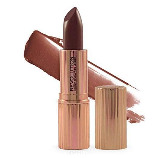 Купить MakeUp Revolution, Помада для губ Renaissance Lipstick, 3.5 гр (7 оттенков) Luxe
