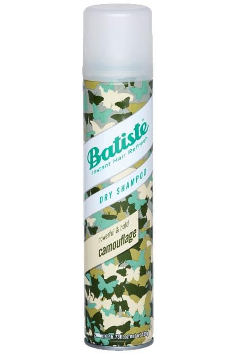Batiste, Сухой шампунь Camouflage дерзкий и яркий аромат, 200 мл Батист