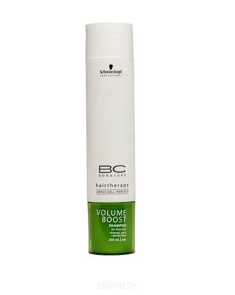 Volume Boost Шампунь для волос Объем, 250 млШампунь для волос Schwarzkopf Professional Бонакур П ОБЪЕМ - это превосходное средство для базового ухода, не перегружающеее волосы и придающее им объем. Средство может быть востребовано для тонких и нормальных волос и прекрасно очищает их. Использование шампуня способствует мягкому очищению - в результате вы приобретаете здоровые и свежие волосы, радующие вас своим блеском и шелковистой текстурой.<br>