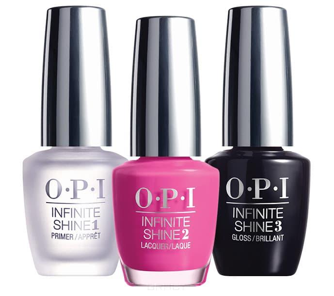 цена на OPI, Лак с преимуществом геля Infinite Shine, 15 мл (208 цветов) OPI Red / Iconic
