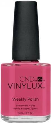 Купить CND (Creative Nail Design), Винилюкс Профессиональный недельный лак VINYLUX™ Weekly Polish (54 оттенка) 15 мл # 207 (Irreverent Rose)