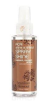 Brazilian Blowout, Спрей-блеск Shine Spray Solution, 120 млУкладка<br><br>