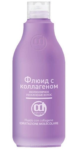 Купить Constant Delight, Флюид с коллагеном Молекулярное увлажнение волос Fluido Con Collagene, 200 мл