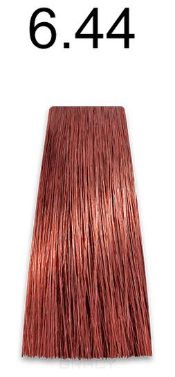 Купить Kaaral, Стойкая безаммиачная крем-краска с гидролизатами шелка Baco Soft Ammonia Free, 60 мл (42 оттенка) 6.44 глубокий медный темный блондин