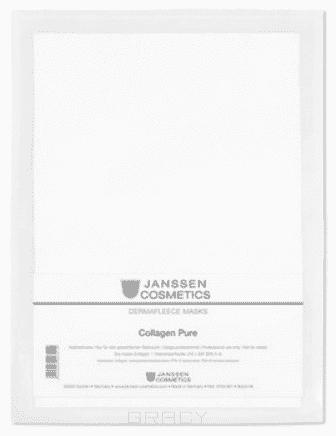 Купить Janssen, Коллаген чистый (белый), 1 лист