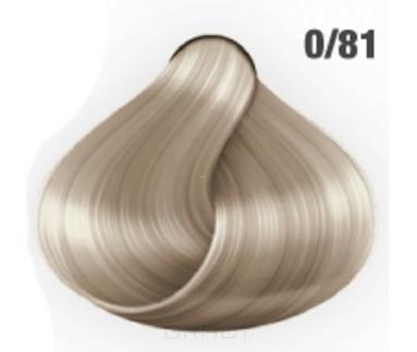 Купить Awesome Colors, Стойкая краска для волос, 60 мл (92 тона) 0/81 Микстон жемчужно-пепельный