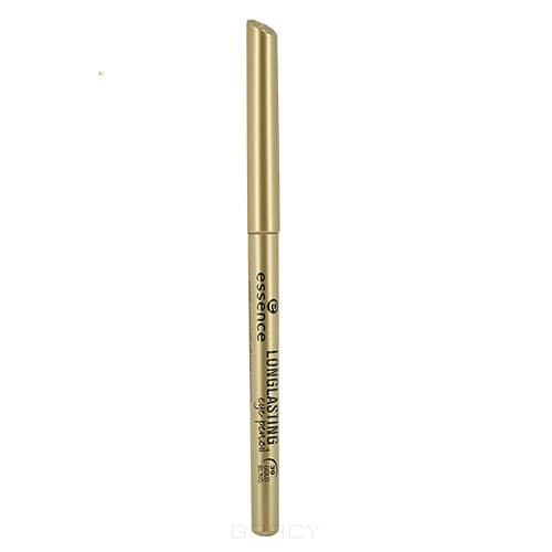 Essence, Карандаш для глаз Long Lasting, 0.28 гр (15 цветов) №30, золотой стоимость