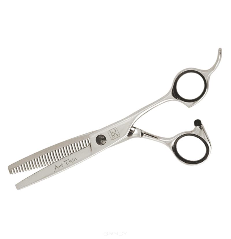 Katachi, Ножницы филировочные Art Thin 30 зубцов 6.0 K34630Ножницы для стрижки волос<br><br>