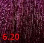 Купить Kaaral, Крем-краска для волос Baco Permament Haircolor, 100 мл (106 оттенков) 6.20 темный фиолетовый блондин