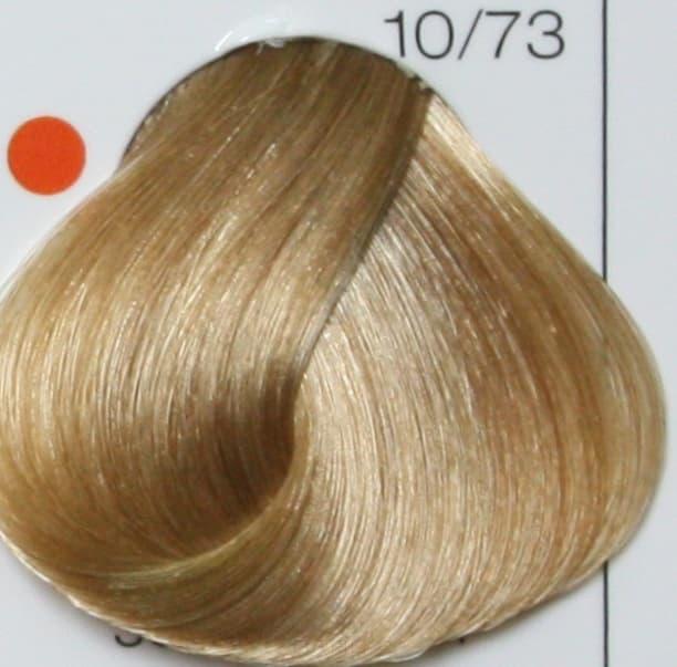Londa, Интенсивное тонирование Лонда краска тоник для волос (палитра 48 цветов), 60 мл LONDACOLOR интенсивное тонирование 10/73 яркий блонд коричнево-золотистый, 60 мл фото