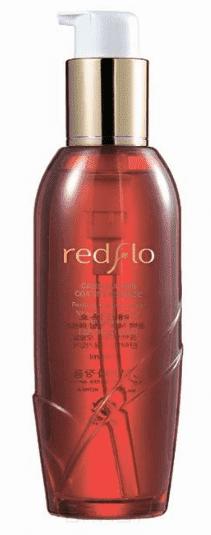 Flor de Man, Увлажняющая эссенция для волос с камелией Редфло Redflo Camellia Hair Coating Essence, 100 мл спрей flor de man redflo hair setting mist объем 210 мл