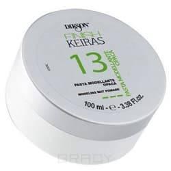 Dikson, Паста для моделирования матовая Keiras Finish Pasta Modellante Opaca 13, 100 мл мусс dikson finish keiras power mousse 01