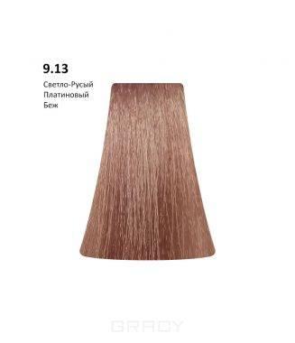 Купить BB One, Перманентная крем-краска Picasso (153 оттенка) 9.13Light Blond Platinum Beige/Светло-Русый Платиновый Беж