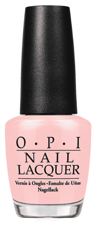 OPI, Лак для ногтей Classic, 15 мл (156 цветов) Coney Island Cotton Candy opi лак для ногтей nail lacquer nutcracker 2018 15 мл 15 цветов toying with trouble