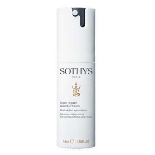 Sothys, Крем для мультиактивного ухода за кожей вокруг глаз, 15 мл DEMO