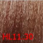 Купить Kaaral, Крем-краска для волос Baco Permament Haircolor, 100 мл (106 оттенков) 11.30 супер светлый золотистый блондин
