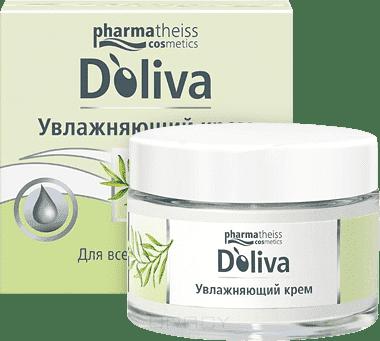 Увлажняющий крем, 50 млОписание:&#13;<br> &#13;<br> Увлажняющий крем D'Oliva прекрасно поддерживает водный баланс кожи, повышает ее тонус благодаря содержанию в креме тосканского оливкового масла холодного отжима экстра-класса, которое активно питает и омолаживает кожу, улучшая ее структуру, а масло дерева Ши и мочевина способствуют более глубокому увлажнению и активной регенерации клеток кожи, делая кожу нежной и гладкой.&#13;<br> &#13;<br> Крем легко впитывается и не оставляет жирных следов. Рекомендуется также как основание под макияж.&#13;<br> &#13;<br> Способ применения:&#13;<br> &#13;<br> Подготовить кожу лица и шеи при помощи специальных очищающих средств D Oliva и нанести увлажняющий крем D Oliva. Подходит для ежедневного использования.&#13;<br> &#13;<br> Состав:&#13;<br> &#13;<br> Aqua, Urea, Olea Europaea Fruit Oil, Butyrospermum Parkii Butter, Hydroxyethyl Acrylate/Sodium Acryloyldimethyl Taurate Copolymer, Ethylhexyl Palmitate, Panthenol, Tocopheryl Acetate, Phenoxyethanol, Benzyl Alcohol, Potassium Sorbate, Sodium Hyaluronate, Tocopherol, Parfum, Triacetin, Citric Acid, Butylph...<br>