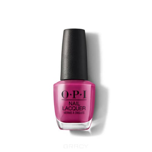 Купить OPI, Лак для ногтей Nail Lacquer, 15 мл (233 цвета) You're the Shade That I Want / Grease