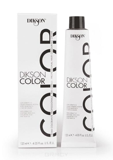 Dikson, Краска для волос Color Extra Premium, 120 мл (37 тонов) 6TEKF Тиковое дерево133 dikson краска для волос color extra premium 120 мл 37 тонов 5n f светло каштановый