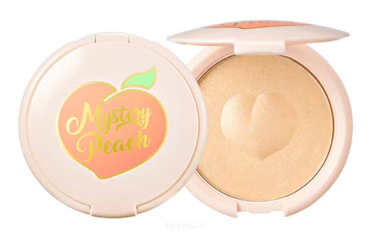 It's Skin, Хайлайтер для лица Colorable Bouncy Highlighter, 13 г (2 тона), 13 г, 01 Pearly Peach (золотой)
