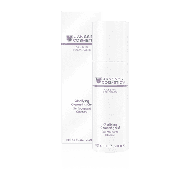Очищающий гель Clarifying Cleansing Gel Oily Skin