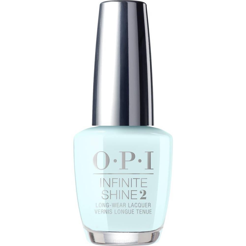 Купить OPI, Лак с преимуществом геля Infinite Shine, 15 мл (237 цветов) Mexico City Move mint / Mexico City