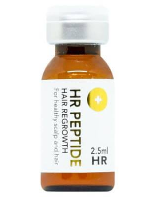 Биопептон активный концентрат для здоровья волос и кожи головы Hair Regrowth for Scalp & Hair HR-1, 2,5 мл усилитель роста волос для женщин hair regrowth treatment regular strength for women 2% 60мл х 2