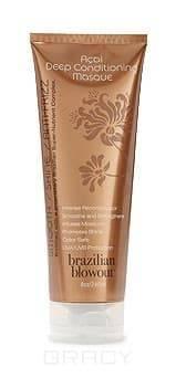 Brazilian Blowout, Асаи маска Deep Conditioning Masque, 240 млМаски<br><br>