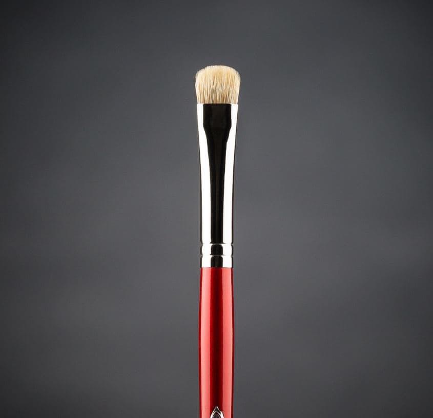 Кисть плоская для нанесения любых текстур, рысь, d 7, 14wc