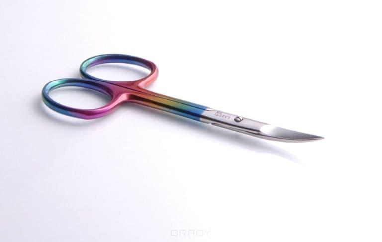 Lazeti, Ножницы для кожи, длина 105 мм, лезвие 22 мм. PR525Инструменты для удаления кутикулы/кожи<br><br>