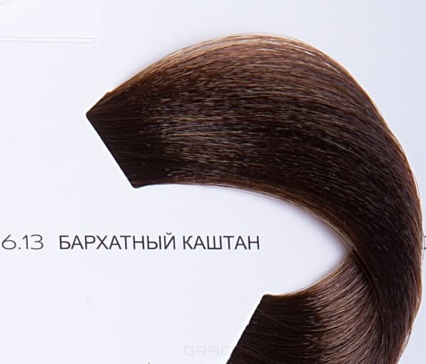LOreal Professionnel, Краска дл волос Dia Richesse, 50 мл (48 оттенков) 6.13 бархатный каштанОкрашивание: Majirel, Luo Color, Cool Cover, Dia Light, Dia Richesse, INOA и др.<br><br>