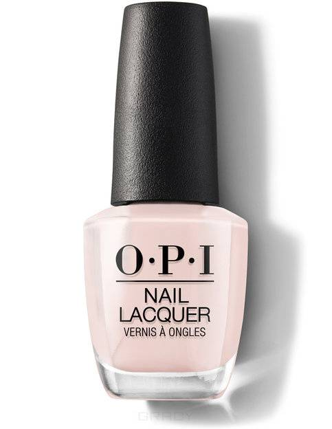 Купить OPI, Лак для ногтей Nail Lacquer, 15 мл (233 цвета) Stop It I Am Blushing / Classics
