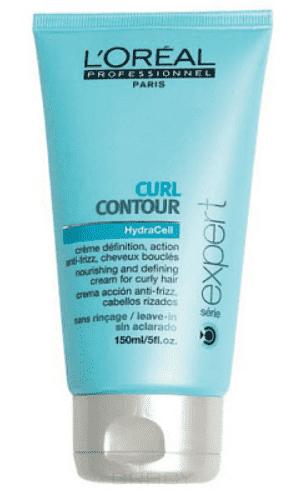 Купить L'Oreal Professionnel, Несмываемый крем-уход для волос Expert Curl Contour, 150 мл
