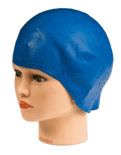 Купить Sibel, Шапочка для мелирования синяя