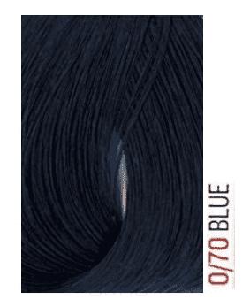 Купить Lakme, Перманентная крем-краска для волос без аммиака Chroma, 60 мл (32 тона) 0/70 Синий